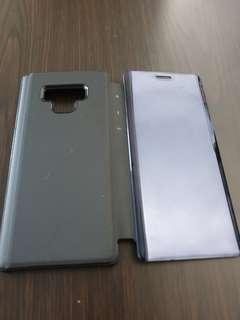 Case with Cover For Samsung Galaxy Note 9