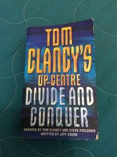 Jeff Rovin - Tom Clancy's Op Centre: Divide and Conquer