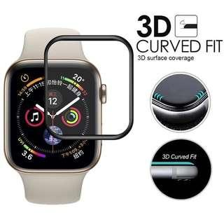 🚚 Cny sales Instock Apple Iwatch 44mm tempered glass 40mm glass