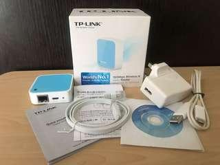 TP-LINK 150mbps Wireless N Nano Router