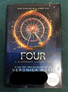 Veronica Roth- FOUR: A Divergent Collection