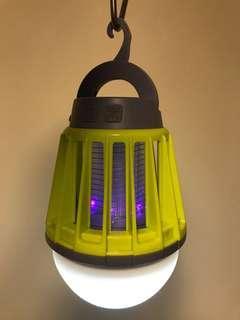 日本充電式驅蟲蚊燈