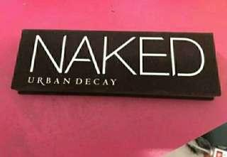 Authentic Naked Urban Decay Eyeshadow Palette