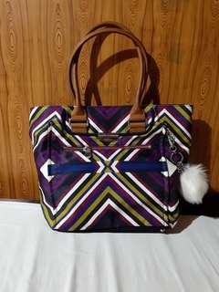 Authentic Kipling Kaeon Tote