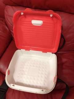 yummigo 以色列多功能兒童餐椅 折疊便攜旅行箱