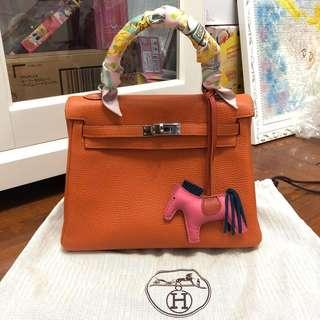 Hermes kelly 25 togo bag 袋 包包♡