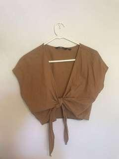 Glassons Wrap Top