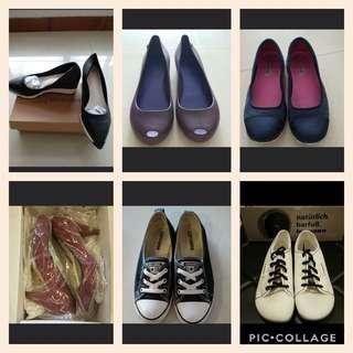 BNIB Preloved shoes on sales
