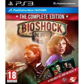 PS3 BioShock Infinite The Complete Edition R3