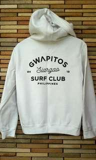 Gwapitos Surf Club Hoodie Jacket