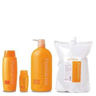 🚚 日本沙龍級ford fps 橘水鮮洗髮精 染髮後專用 弱酸性