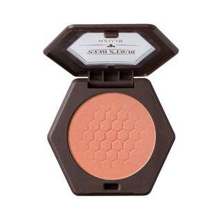 Burt's Bees 100% Natural Blush with Vitamin E, Bare Peach 1205 Burt's Bees Blush 1205