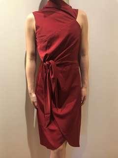 NADIYA Red Dress ( New with tags )