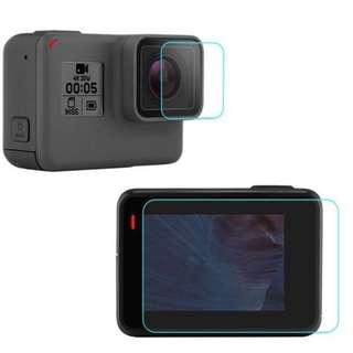 GoPro Hero 7 6 5 Tempered Glass Screen Protector front and back