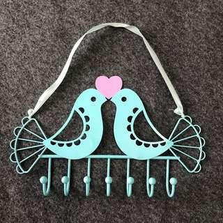 Claire's Birds Love Jewelry Holder
