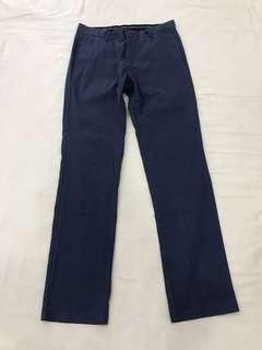 Men's Padini Dark Blue Pants