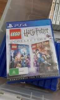 PS4 Lego Harry Potter Collection Year 1-7