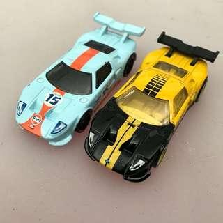 Hot wheels Ford GT Lot