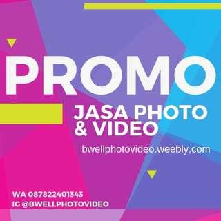 Jasa Foto Video Dokumentasi Acara Event Pesta dll