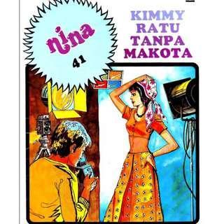 ( eBook Komik ) Nina 41 - Kimmy Ratu Tanpa Mahkota