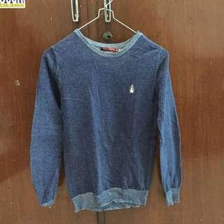 Sweater hush puppies