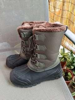99% New 雪靴 / 鞋 Snow Boots / Shoes (Japan size 25-25.5)