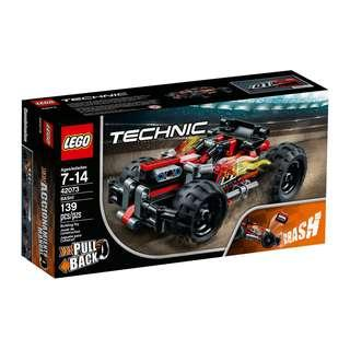 LEGO Technic BASH! 42073 Building Toy 139pcs Ages 7-14 Lego 42073