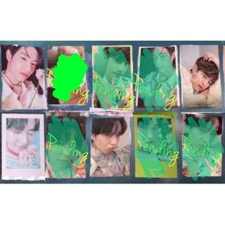 [LF/WTB/WTT] got7 present you & me photocards