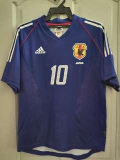 Japan World cup 2002 kit