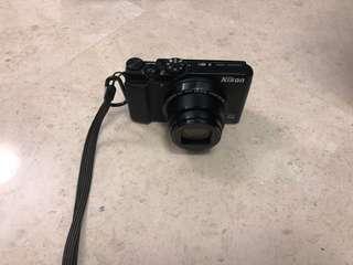 Coolpix A900 camera (broken)