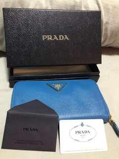 Prada Long Wallet (women)