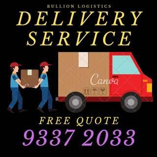 Professional Delivery/Moving/Disposal services