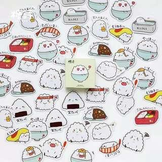 [In stock] Rice Stories Sticker Pack