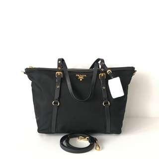Authentic Prada Nylon Bag 93f44acd5320e