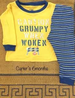 Carter's snug fitting