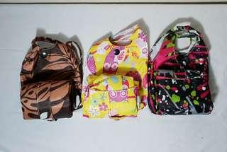 On SALE Foldable Bags - super mura!