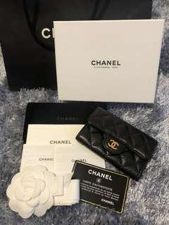Brand New Authentic Chanel Card Holder