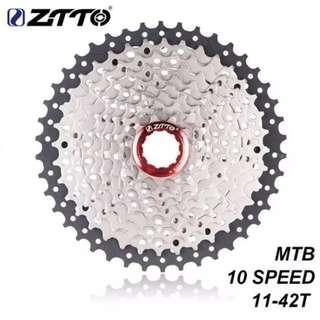 Bicycle Cassette 42 T