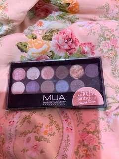 Eyeshadow MUA - 5th Birthday