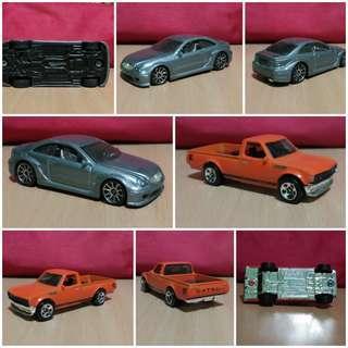 Lot Mercedes dan Datsun 620