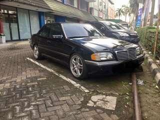 Mercedes Benz C-Class W202 C200 1996 A/T