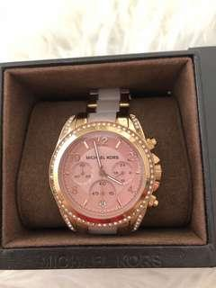Michael Kors Rose Gold Watch RRP $580