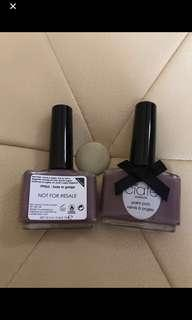 Ciate nail polish color PP062 - fade to greige