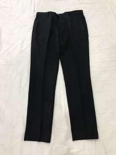 Men's Formal Black Pants