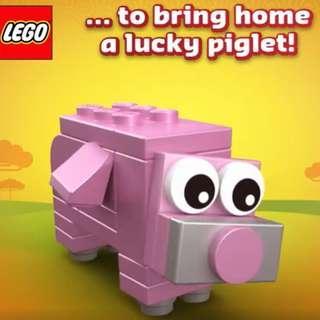 Lego Pig 2019 sale