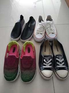 Preloved shoes lelong sales