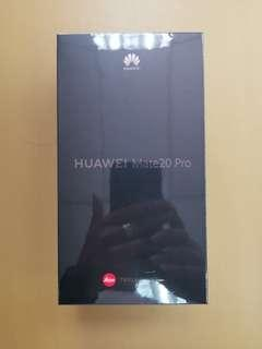 Only $1050 Brand New Huawei Mate 20 Pro 128gb Twilight