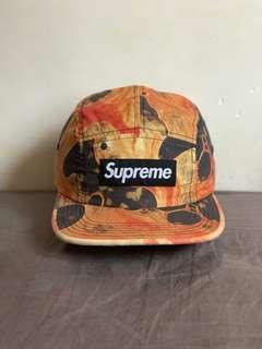 Supreme Camp Cap 帽
