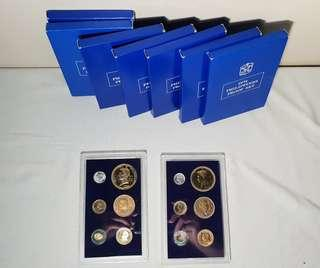 Coins - 1974 Philippines Proof set
