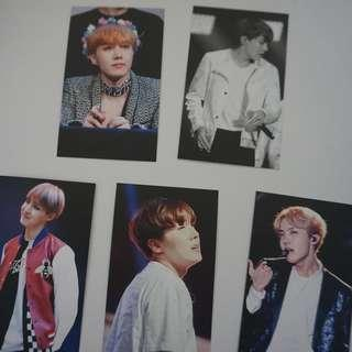 ✨ JHOPE FANSITE PHOTOCARDS ✨